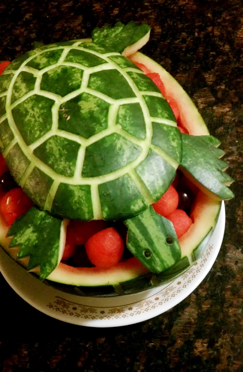 Watermelon turtle namabakery
